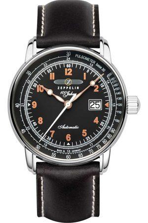 Zeppelin Reloj analógico 7654-5, Automatic, 43mm, 5ATM para hombre