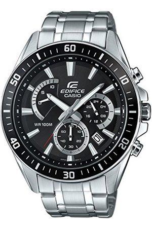 Casio Reloj analógico EFR-552D-1AVUEF, Quartz, 45mm, 10ATM para hombre