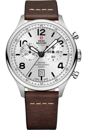 CHRONO Reloj analógico SM30192.05, Quartz, 42mm, 10ATM para hombre