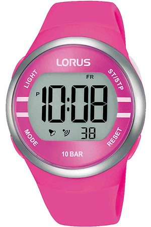 Lorus Reloj digital R2343NX9, Quartz, 38mm, 10ATM para mujer
