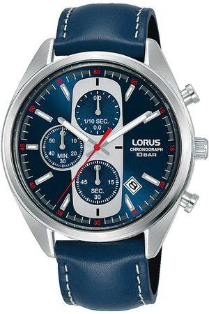 Lorus Reloj analógico RM361GX9, Quartz, 42mm, 10ATM para hombre