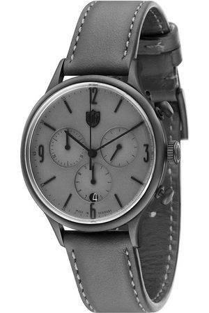 DUFA Reloj analógico DF-9002-0C, Quartz, 38mm, 3ATM para hombre