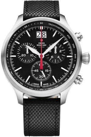 CHRONO Reloj analógico SM34064.01, Quartz, 48mm, 10ATM para hombre