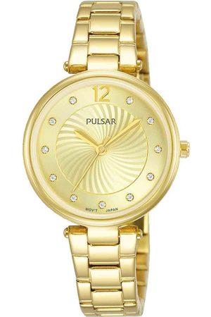 Pulsar Reloj analógico PH8494X1, Quartz, 30mm, 5ATM para mujer