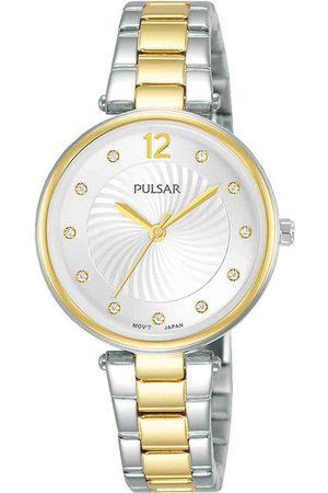 Pulsar Reloj analógico PH8492X1, Quartz, 30mm, 5ATM para mujer