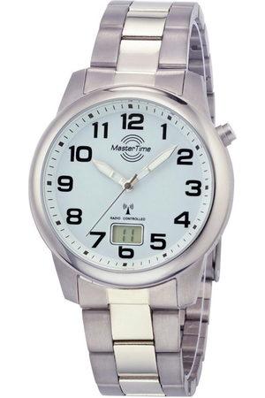Master Time Reloj analógico MTGT-10653-40M, Quartz, 41mm, 5ATM para hombre