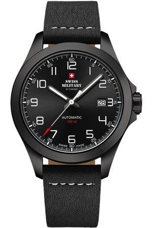 CHRONO Reloj analógico SMA34077.04, Automatic, 42mm, 10ATM para hombre