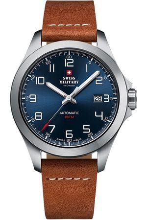 CHRONO Reloj analógico SMA34077.03, Automatic, 42mm, 10ATM para hombre