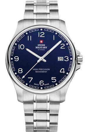 CHRONO Reloj analógico SM30200.18, Quartz, 39mm, 5ATM para hombre