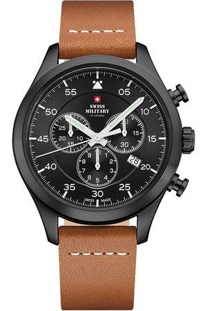 CHRONO Reloj analógico SM34076.08, Quartz, 43mm, 10ATM para hombre