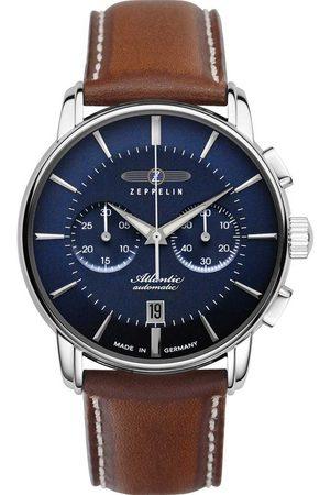 Zeppelin Reloj analógico 8422-3, Automatic, 42mm, 5ATM para hombre