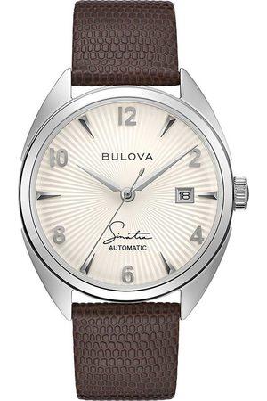 BULOVA Reloj analógico 96B347, Automatic, 40mm, 3ATM para hombre