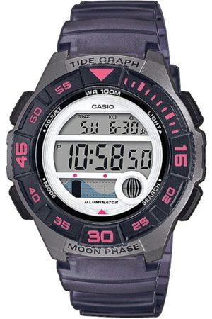Casio Reloj digital LWS-1100H-8AVEF, Quartz, 38mm, 10ATM para mujer
