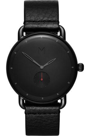 MVMT Reloj analógico MR01-BBL, Quartz, 41mm, 5ATM para hombre