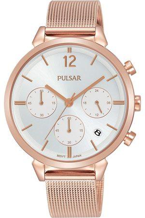 Pulsar Reloj analógico PT3944X1, Quartz, 36mm, 5ATM para mujer