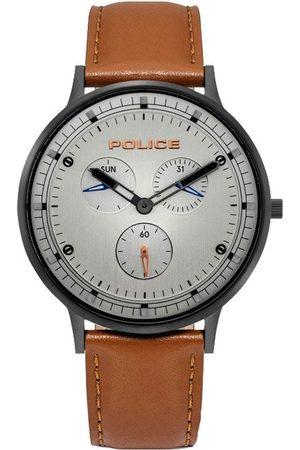 Police Reloj analógico PL15968JSB.04, Quartz, 42mm, 3ATM para hombre