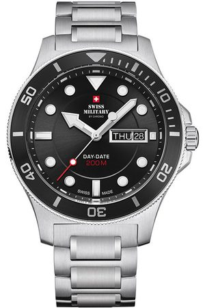 CHRONO Reloj analógico SM34068.12, Quartz, 42mm, 10ATM para hombre