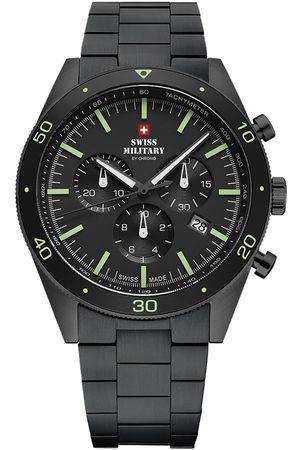 CHRONO Reloj analógico SM34079.03, Quartz, 43mm, 10ATM para hombre