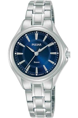 Pulsar Reloj analógico PH8497X1, Quartz, 30mm, 5ATM para mujer