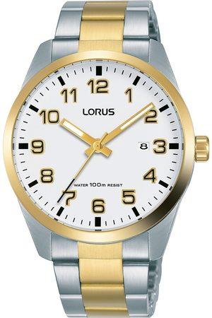 Lorus Reloj analógico RH972JX9, Quartz, 39mm, 10ATM para hombre