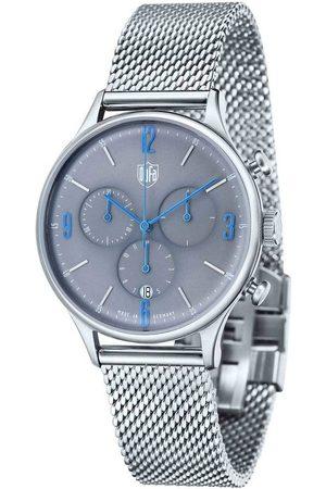 DUFA Reloj analógico DF-9002-11, Quartz, 38mm, 3ATM para hombre