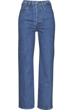 Levi's Jeans RIBCAGE STRAIGHT ANKLE para mujer