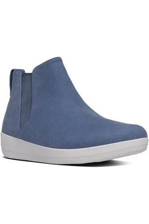 FitFlop Botines SUPERCHELSEA TM BOOT - MIDNIGHT NAVY para mujer