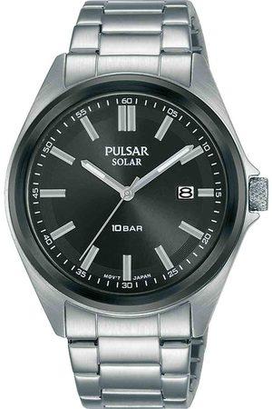Pulsar Reloj analógico PX3233X1, Quartz, 40mm, 10ATM para hombre
