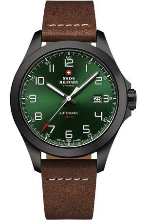 CHRONO Reloj analógico SMA34077.06, Automatic, 42mm, 10ATM para hombre