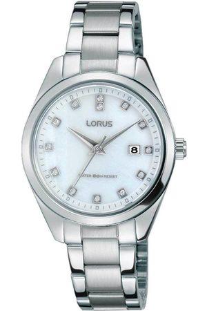 Lorus Reloj analógico RJ241BX9, Quartz, 30mm, 5ATM para mujer