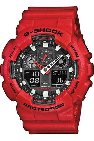 Casio Reloj digital GA-100B-4AER, Quartz, 51mm, 20ATM para hombre