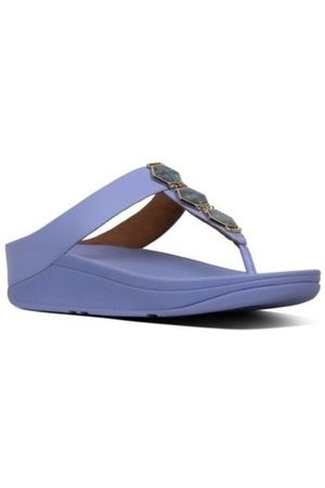 FitFlop Chanclas FINO HEXY - FROSTED LAVENDER para mujer
