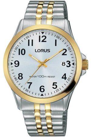 Lorus Reloj analógico RS972CX9, Quartz, 38mm, 10ATM para hombre