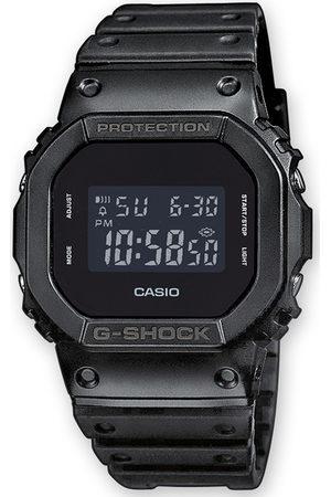Casio Reloj digital DW-5600BB-1ER, Quartz, 43mm, 20ATM para hombre