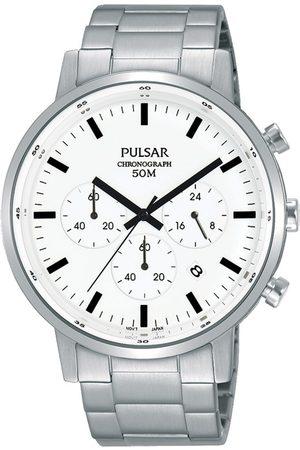Pulsar Reloj analógico PT3883X1, Quartz, 42mm, 5ATM para hombre