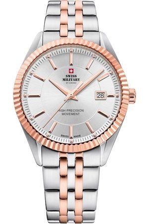CHRONO Reloj analógico SM34065.07, Quartz, 40mm, 5ATM para hombre