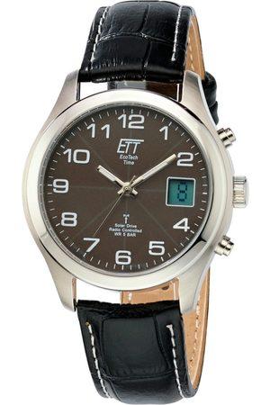 ETT Eco Tech Time Reloj analógico EGS-11330-50L, Quartz, 39mm, 5ATM para hombre