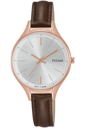 Pulsar Reloj analógico PH8282X1, Quartz, 29mm, 3ATM para mujer