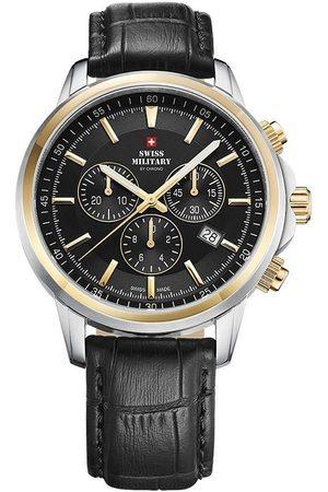 CHRONO Reloj analógico SM34052.10, Quartz, 42mm, 10ATM para hombre