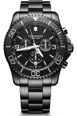 Victorinox Reloj analógico 241797, Quartz, 43mm, 10ATM para hombre