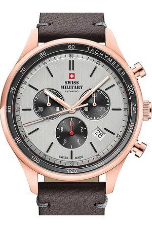 CHRONO Reloj analógico SM34081.09, Quartz, 42mm, 10ATM para hombre