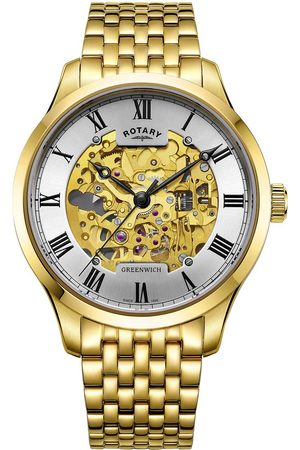 Rotary Reloj analógico GB02941/03, Automatic, 42mm, 5ATM para hombre