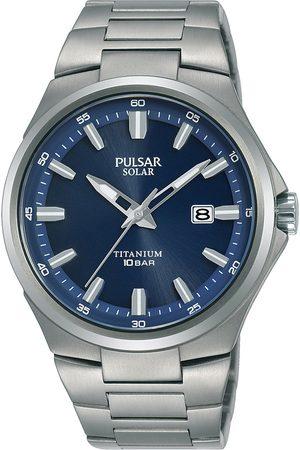 Pulsar Reloj analógico PX3211X1, Quartz, 39mm, 10ATM para hombre