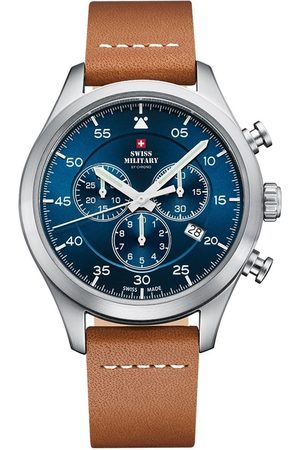 CHRONO Reloj analógico SM34076.06, Quartz, 43mm, 10ATM para hombre