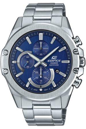 Casio Reloj analógico EFR-S567D-2AVUEF, Quartz, 46mm, 10ATM para hombre