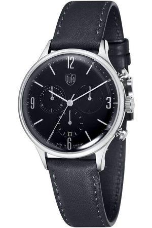 DUFA Reloj analógico DF-9002-01, Quartz, 38mm, 3ATM para hombre