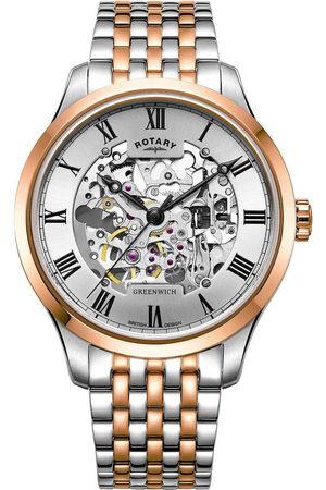 Rotary Reloj analógico GB02944/06, Automatic, 42mm, 5ATM para hombre