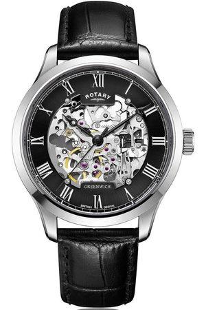 Rotary Reloj analógico GS02940/30, Automatic, 42mm, 5ATM para hombre