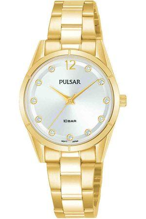 Pulsar Reloj analógico PH8506X1, Quartz, 28mm, 10ATM para mujer
