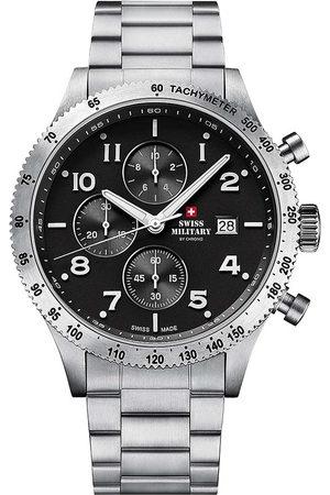 CHRONO Reloj analógico SM34084.01, Quartz, 42mm, 10ATM para hombre